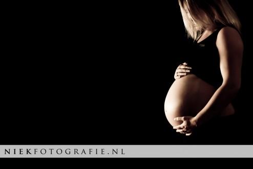 Zwanger Fotografie Buik Monique Veendam Kleur 3