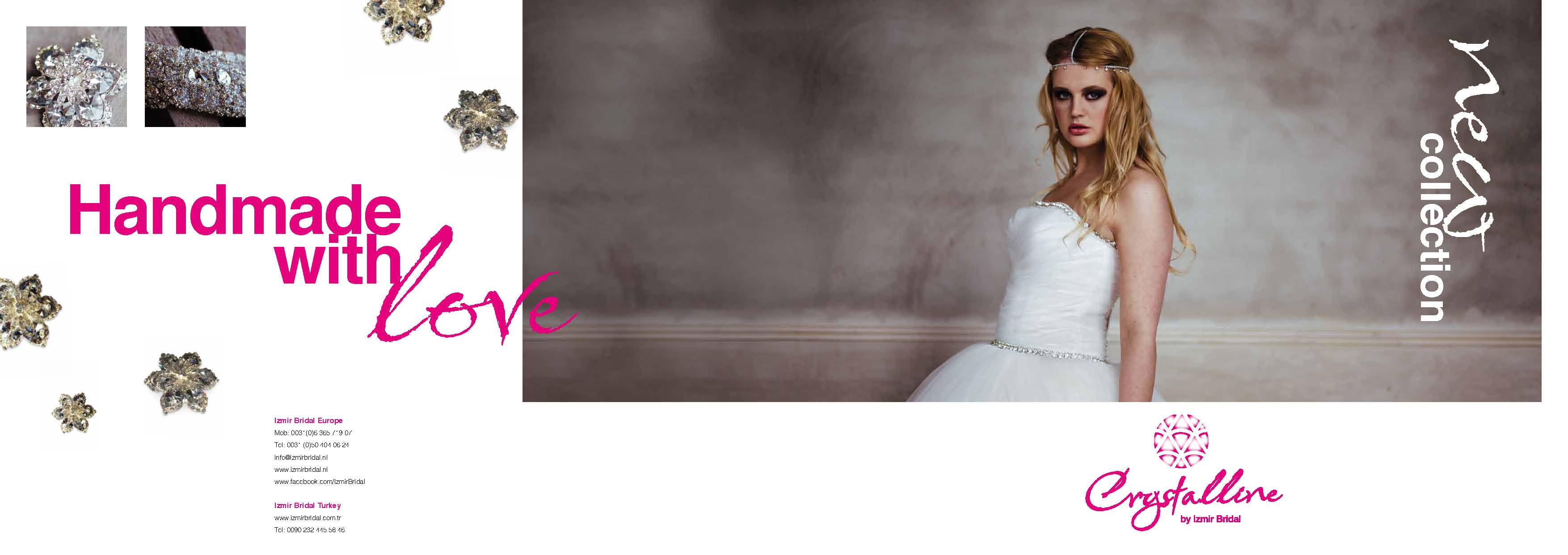 Izmir Bridal new collection - Crystalline_Page_01