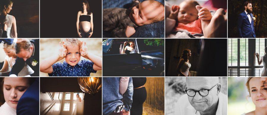 bedankt voor 2016 collage