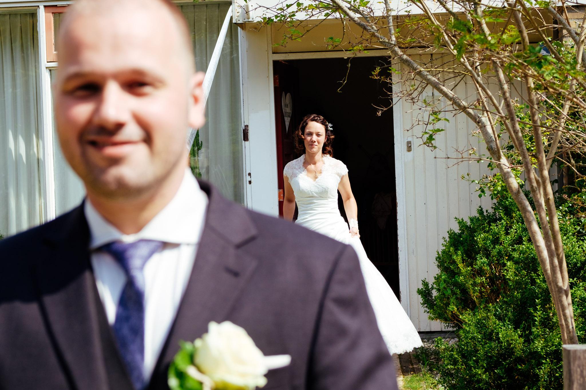 trouwreportage klaas en jolanda bruiloft veendam