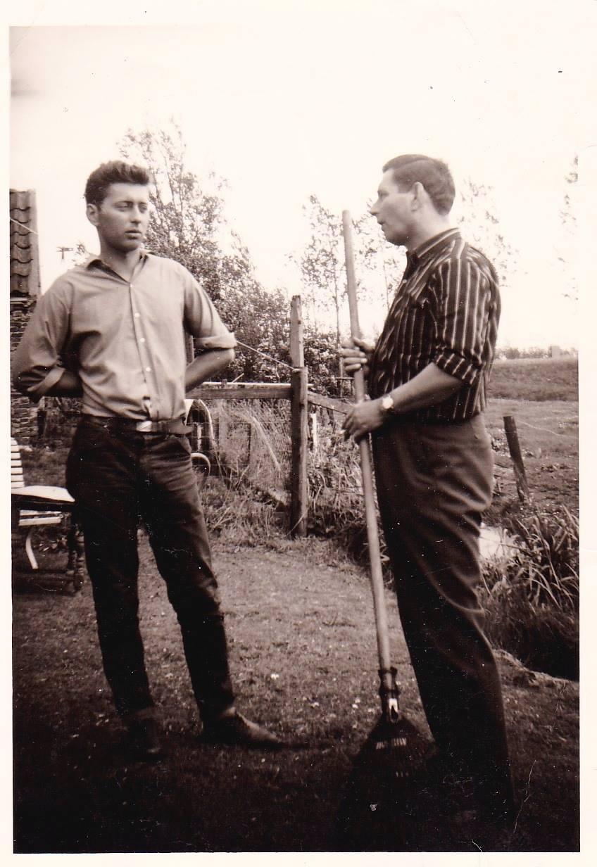 Vader en opa - Nicolaas Johannes van der Vorm
