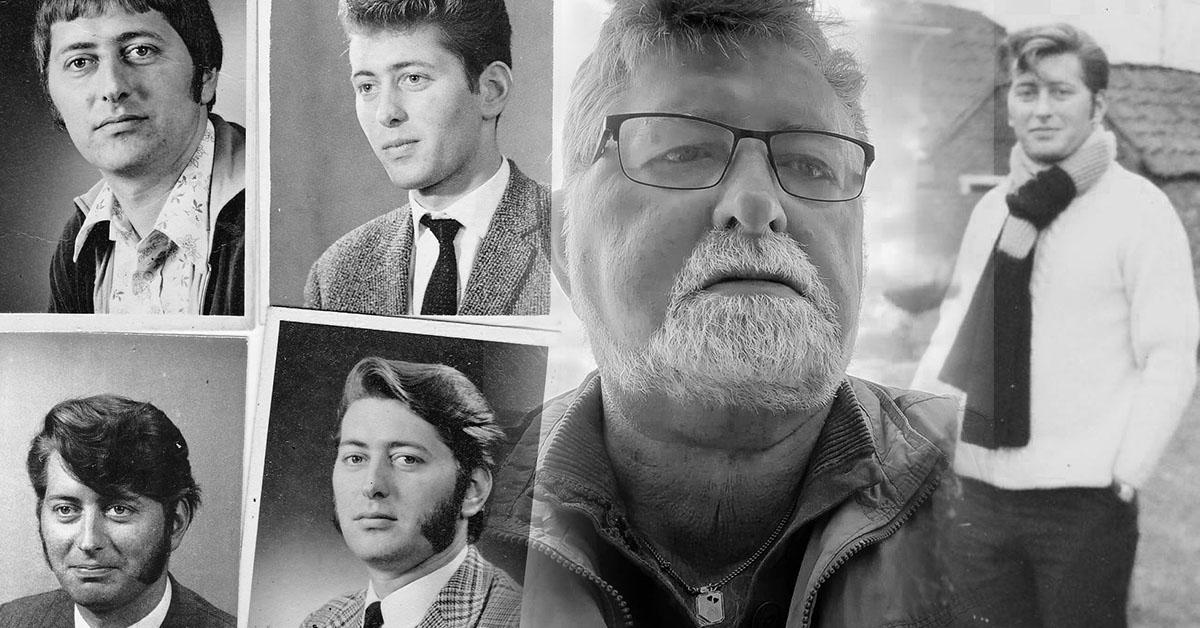Mijn vader, toen en nu